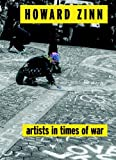 Artists in Times of War (Open Media Series) (1583226028) by Howard Zinn