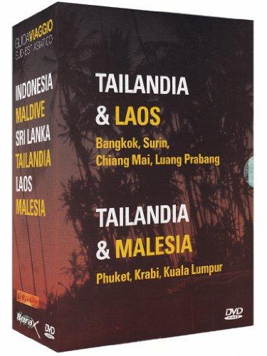 Viaggi Ed Esperienze Nel Mondo Collection Sud Est Asiatico 5 Dvd PDF