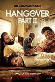 ハングオーバー!! 史上最悪の二日酔い、国境を越える - 27 x 40 映画ポスター