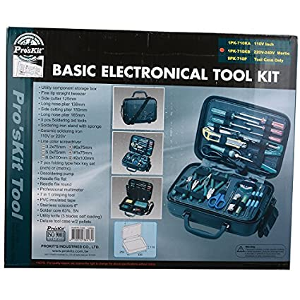 1PK-710KB Basic Electronic Tool Kit