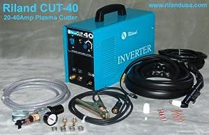 Riland Cut40, 40amp Plasma Cutter 220VAC from Riland