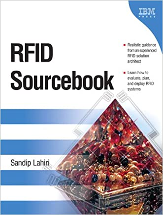 RFID Sourcebook written by Sandip Lahiri