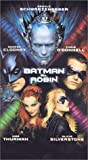 echange, troc Batman & Robin [VHS] [Import USA]