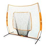 Bow Net Baseball Softball Big Mouth Portable Net by Bow Net