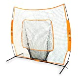 Bow Net Baseball/Softball Big Mouth Portable Net