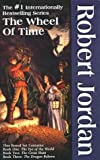 The Wheel of Time, Boxed Set I, Books 1-3: The Eye of the World, the Great Hunt, the Dragon Reborn Robert Jordan