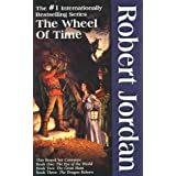 The Wheel of Time, Boxed Set I, Books 1-3: The Eye of the World, The Great Hunt, The Dragon Rebornby Robert Jordan