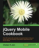 jQuery Mobile Cookbook Front Cover