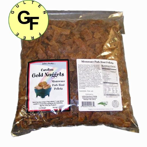 Microwave Pork Rinds 10 Pounds Gluten Free