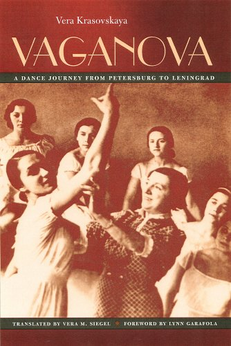 Vaganova: A Dance Journey From Petersburg To Leningrad front-960663