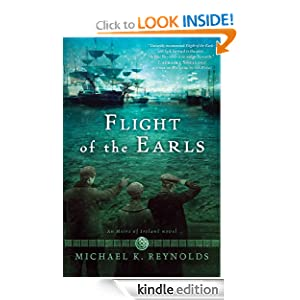 Flight of the Earls: An Heirs of Ireland Novel (Heirs of Ireland Trilogy)