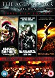 Ages of War: Sword and Honour (Clash of Empires, Barbarossa: Seige Lord, Edge of the Empire) [DVD]