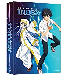 A Certain Magical Index - Season 1 Part 1 - LE