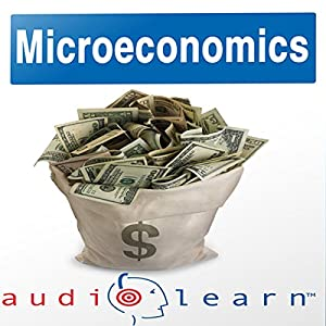 Microeconomics AudioLearn Follow-Along Manual Audiobook