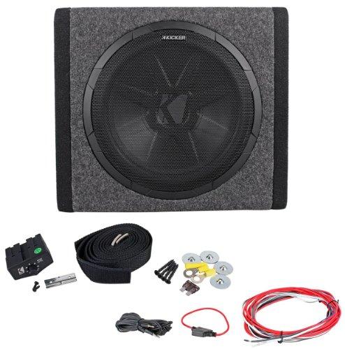 "Brand New Kicker 11Ph12 12"" 100 Watt Integrated Powered Subwoofer Enclosure * Audiosavings 90 Day Customer Satisfaction Guarantee! Read Description For Details.....*"