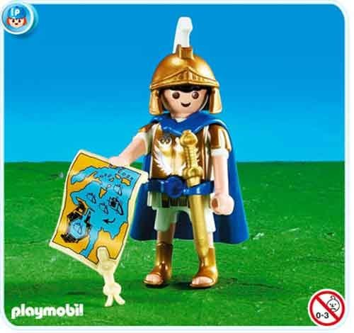 Playmobil Roman Leader - 1