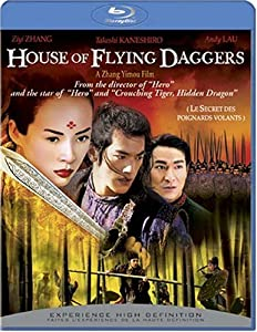 The House of Flying Daggers (Bilingual) [Blu-ray]