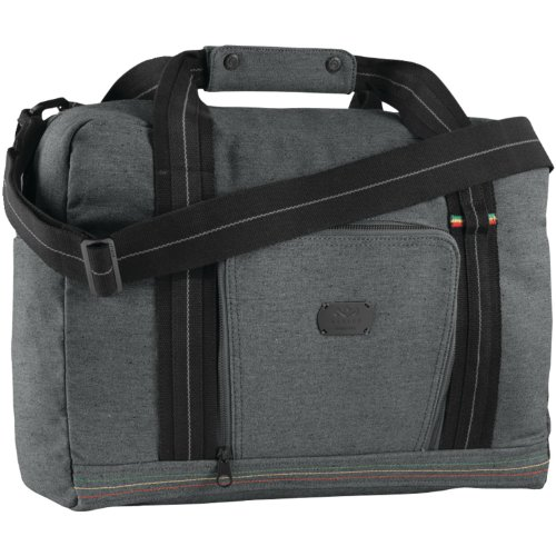 Marley Lively Up Midnight Overnighter Bag front-606453