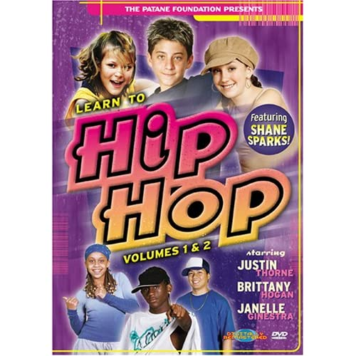 Amazon.com: Learn to Hip Hop Volumes 1 & 2: Justin Thorne, Shane