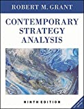 img - for Contemporary Strategy Analysis: Text and Cases Edition book / textbook / text book