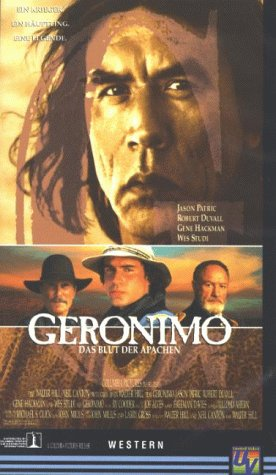 Geronimo - Das Blut der Apachen [VHS]