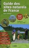 echange, troc Alain Chiffaut - Guide des sites naturels de France