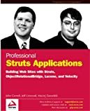 Professional Struts Applications: Building Web Sites with Struts, Object Relational Bridge, Lucene, and Velocity (1861007817) by John Carnell