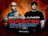 American Chopper Senior vs Junior: Fallen Heroes Bike and Bling Star Bike Part 1
