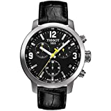 TISSOT watch PRC200 Chronograph T0554171605700 Men's [regular imported goods]