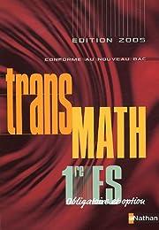 Transmath, 1re ES