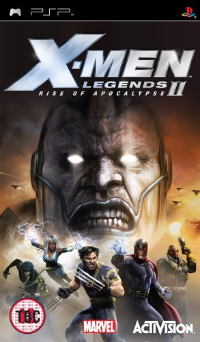 X-Men Legends II - Rise of Apocalypse  (2005) EUR.PSPNFO