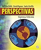 img - for Perspectivas (with Audio CD) by Mary Ellen Kiddle (2001-12-21) book / textbook / text book