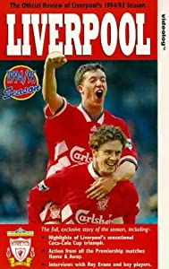 Liverpool-season Review 9495 Vhs by Telstar Video