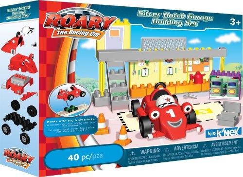 K'NEX Silver Hatch Garage Building Set - 1