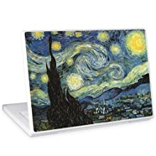 GelaSkins Protective Skin for 13.3 and 14.1-Inch PC and Mac Laptops - Starry Night