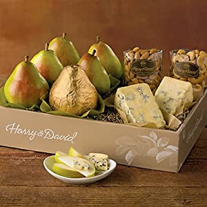 6-Month Fruit and Cheese Club (Begins December) - Gift Baskets & Fruit Baskets - Harry and David