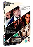 Titanic/The Man In The Iron Mask/Romeo And Juliet [DVD]