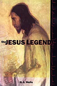 "Cover of ""The Jesus Legend"""