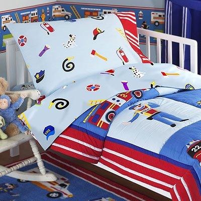 Olive Kids Heroes Toddler Comforter Bed Set