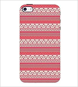 APPLE IPHONE 4 ZIGZAG PATTERN Designer Back Cover Case By PRINTSWAG