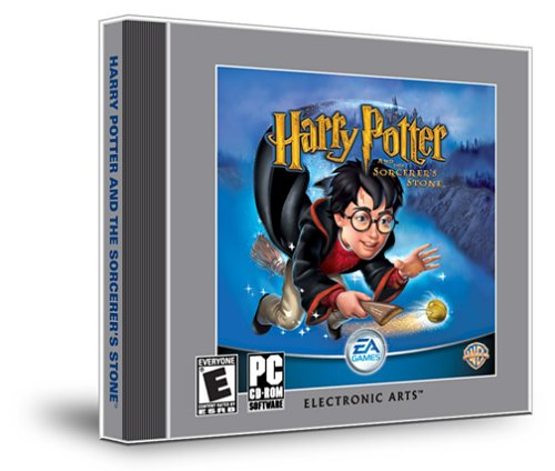 Harry Potter And The Sorcerer's Stone (jewel Case) Picture