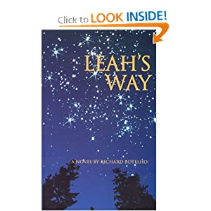 """Leah's Way"" by Richard Botelho :Book Review"