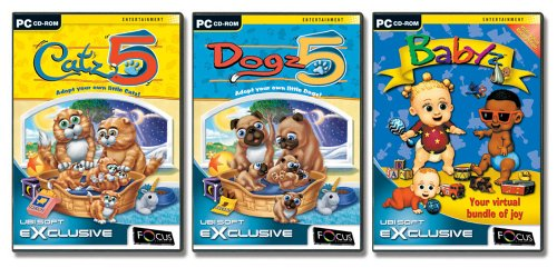 Virtual Petz Triple Pack