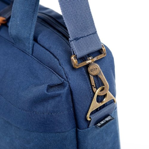 Herschel Supply Co. Clark Canvas, Washed Navy/Navy, One Size