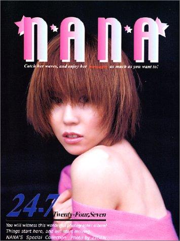 NANA 24‐7―MAX初ソロ写真集