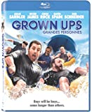 Grown Ups Bilingual [Blu-ray]