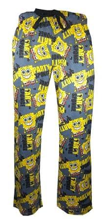 Spongebob Squarepants 'Party Sponge' Pantalon de pyjama - Small