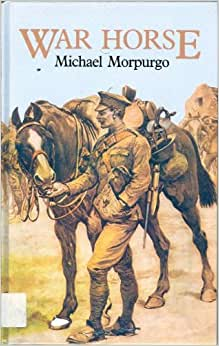 war horse michael morpurgo book report First published in the uk in 1997, this novella, billed as a sequel to morpurgo's  war horse, reads more like a tender epilogue albert, who.
