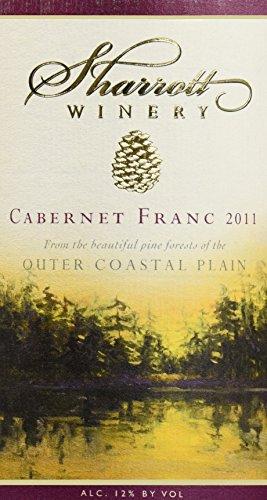 2011 Sharrott Winery Cabernet Franc 750 Ml
