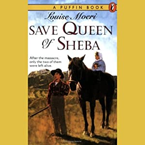 Save Queen of Sheba | [Louise Moeri]